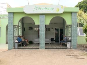 Pró-Matre volta a funcionar em Vitória (Foto: Reprodução/ TV Gazeta)