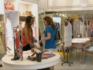 Com alta do desemprego, cariocas apostam nos próprios negócios (Foto: Reprodução/TV Globo)