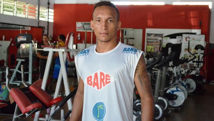 Kayo Fernando, Baré (Foto: Ivonisio Júnior)