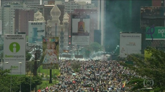 Venezuela anuncia que vai iniciar processo para deixar a OEA