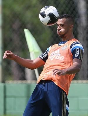 Palmeiras Vitor Hugo (Foto: Cesar Greco/Ag Palmeiras/Divulgação)