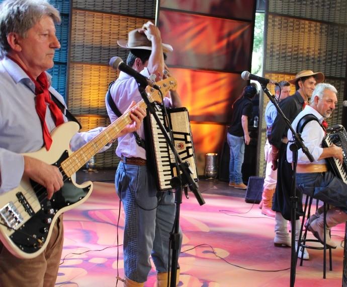 Galpão Crioulo Ibiaçá (Foto: Nice Sordi/RBS TV)