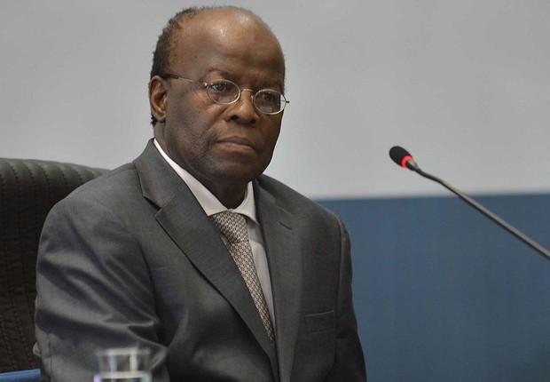 O ex-ministro do Supremo Tribunal Federal (STF), Joaquim Barbosa (Foto: Reprodução/Facebook)