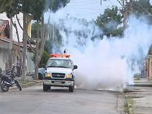 Prefeitura intensifica 'fumacê' para combater pernilongos em São José (Foto: Reprodução/TV Vanguarda)