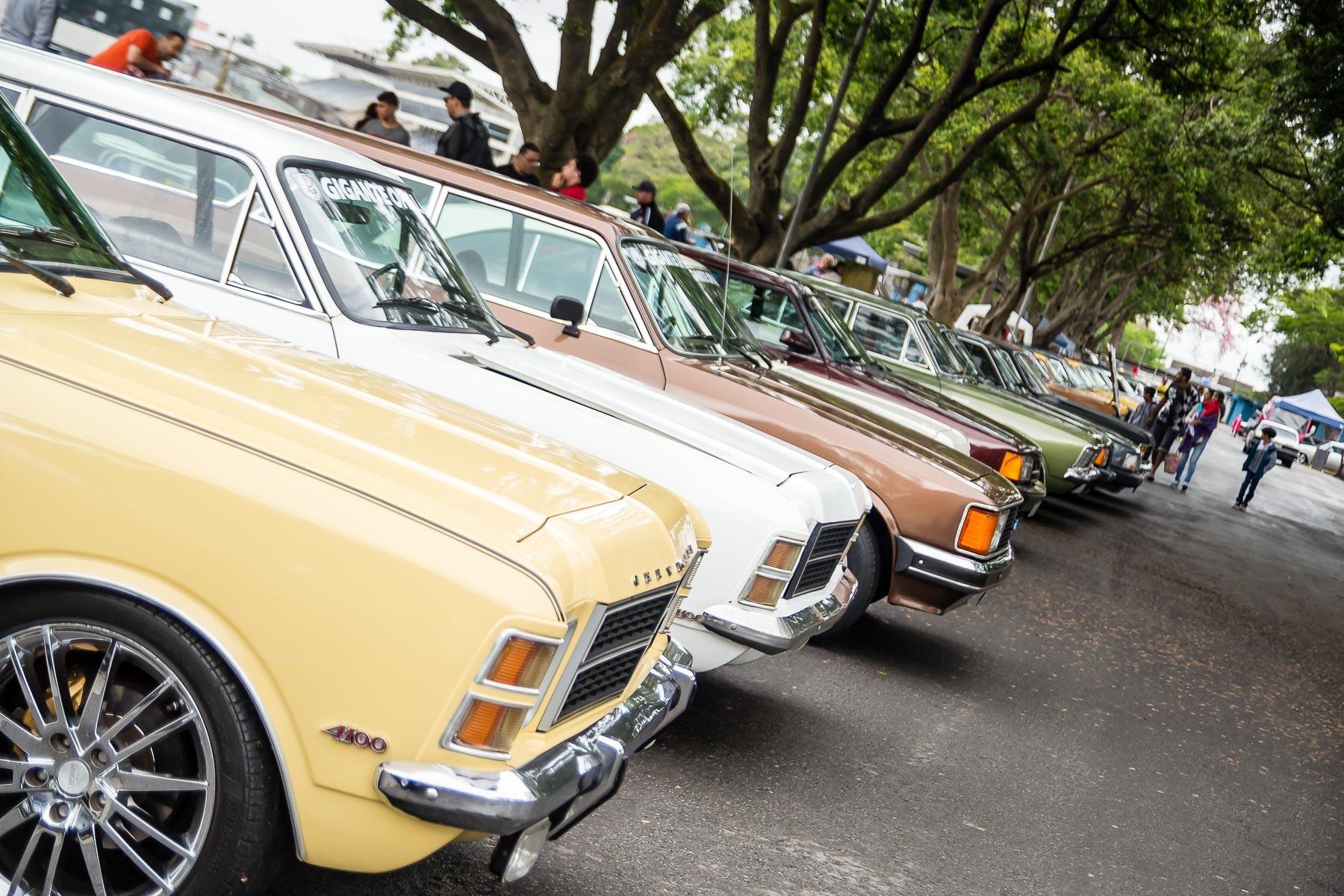 Opalas em desfile (Foto: Divulgação/Andre Lemes)
