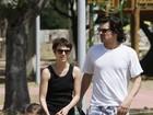 Débora Falabella e Daniel Alvim estão separados, diz revista