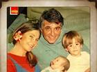 Irmão de Dado Dolabella posta foto do ator como bebê recém-nascido