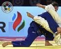 Mayra sofre chave de braço de campeã olímpica e é prata no Masters