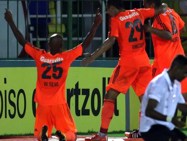 Wellington Silva Fluminense (Foto: Nelson Perez / Fluminense)