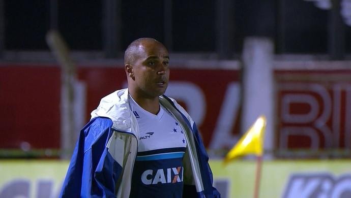Deivid, técnico do Cruzeiro (Foto: Reprodução/ Premiere)