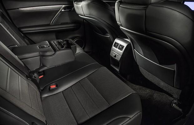 Novo Lexus RX 350 (Foto: Divulgação)
