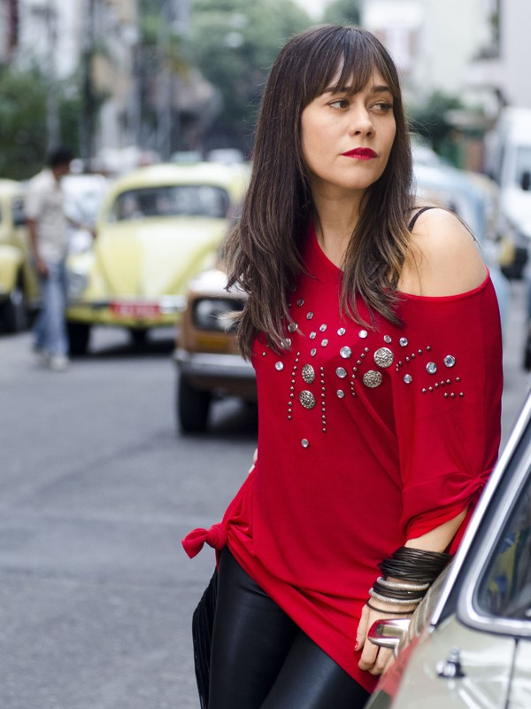 Alessandra Negrini será Susana em Boogie Oogie (Foto: Ellen Soares/TV Globo)