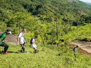 Corrida de montanha (Foto: Divulgação/Ascom PMT)