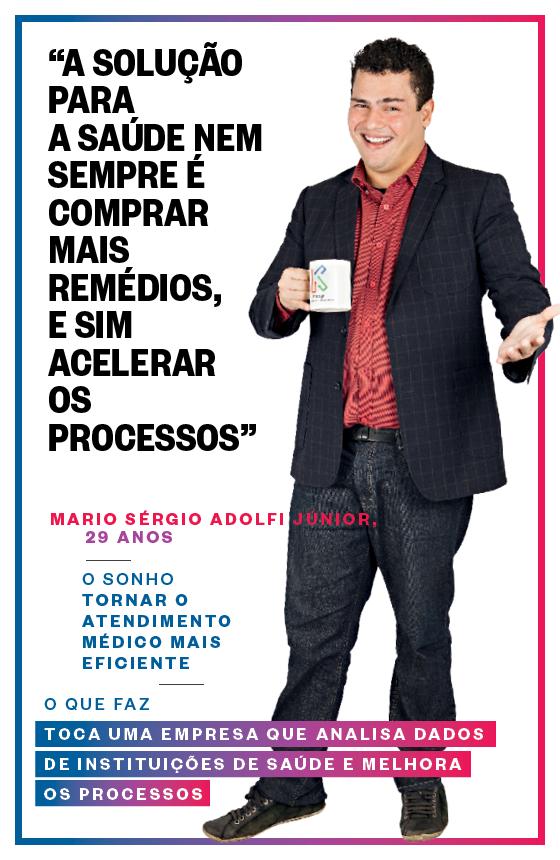 Mario Sérgio Adolfi Junior (Foto: ÉPOCA)