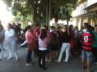 Greve termina no Hospital São José de Criciúma após 24 horas
