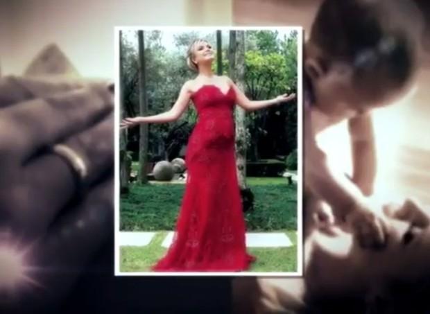 Eliana está grávida de Manuela  (Foto: Reprodução/Instagram)