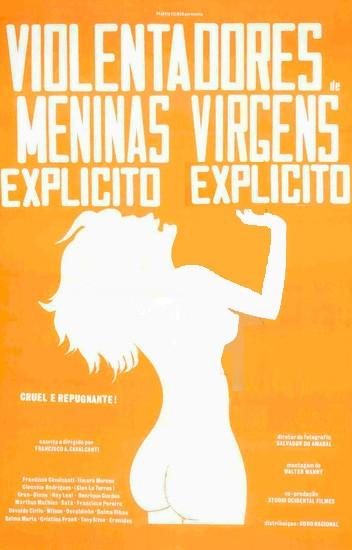 Os Violentadores de Meninas Virgens (Foto: divulgacao)