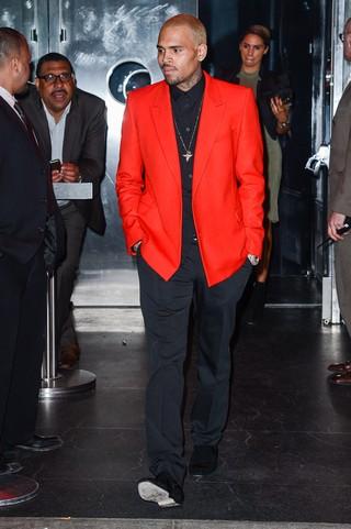 Chris Brown (Foto: Getty Images/Agência)