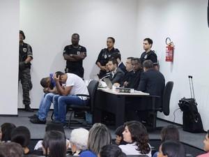 'Vamos pedir pena máxima', diz MP sobre acusados do Caso Décio Sá (Foto: Biné Morais/O Estado)