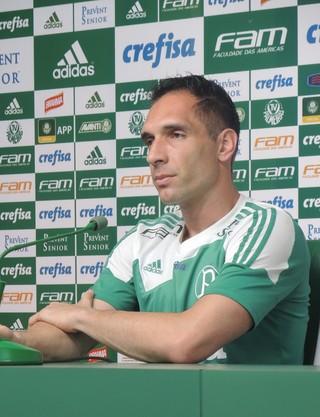 Fernando Prass Palmeiras (Foto: Felipe Zito)