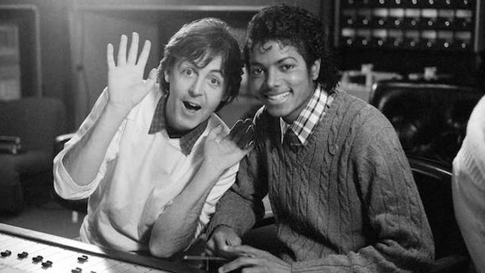 Parceria Entre Michael Jackson E Paul Mccartney Ganha Novo