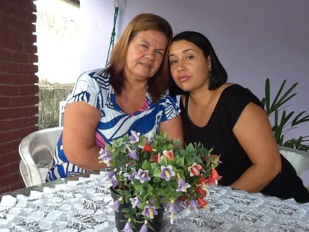 Mulher descobre que foi trocada na maternidade e procura pais biológicos  (Foto: Rinaldo Rori/TV Tribuna)