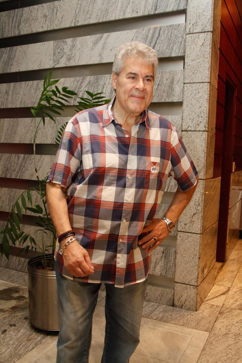 Cláudio Cury (Foto: Marcos Ribas/Foto Rio News)