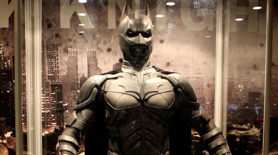 Batman - uniforme - leilão (Foto: Wikimedia/Creative Commons)