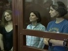 Prisão de banda punk na Rússia gera protestos pelo mundo
