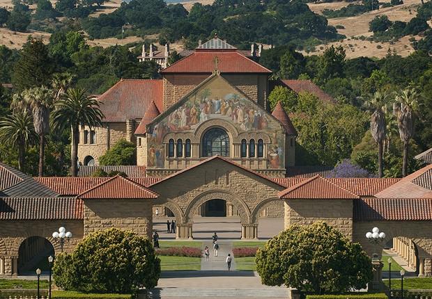 Universidade de Stanford na Califórnia (Foto: Divulgação)