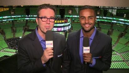 Roby Porto e Jorge de Sá falam da expectativa para o jogo 5 entre Celtics e Cavaliers