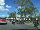 BO é registrado após sumiço de bicicleta que homenageava jornalista