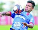 Wallyson diz estar feliz no Vila Nova apesar da má fase e do jejum de gols