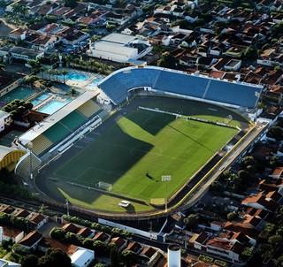 Estádio José Maria de Campos Maia Maião Mirassol (Foto: Newton Batista / Divulgação)