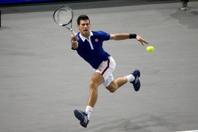 Novak Djokovic, Paris (Foto: Reuters)