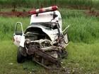 Acidente com ambulância deixa três mortos e um ferido em Olímpia