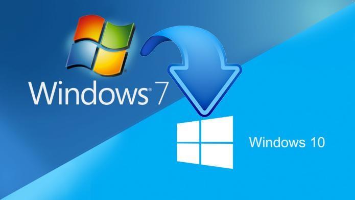 Descubra o que é preciso para migrar do Windows 7 para o 10 (Foto: Montagem/Edivaldo Brito)