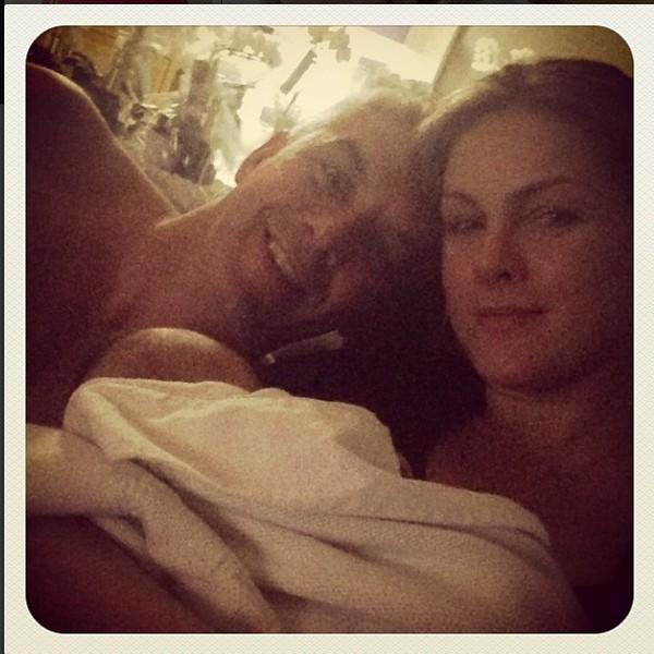 Ana Hickmann e família (Foto: Reprodução/Instagram)