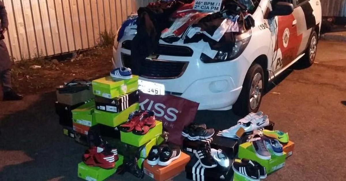 111b5e6cf G1 - Homem é detido após furtar loja de calçados na zona sul de São José, SP  - notícias em Vale do Paraíba e Região