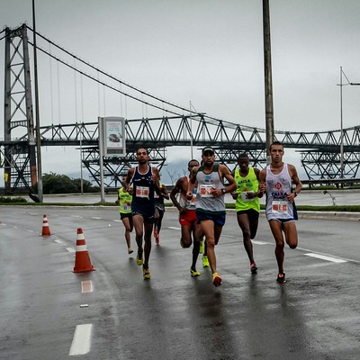 Meia Maratona Florianópolis (Foto: Divulgação/Foco Radical)