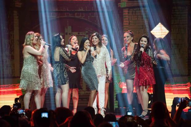 Roberta Miranda convida mulheres do sertanejo para DVD (Foto: Samuel Chaves/Brazil News)