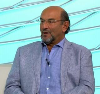 Luis Paulo Rosenberg participa do programa Arena SporTV (Foto: Reprodução SporTV)
