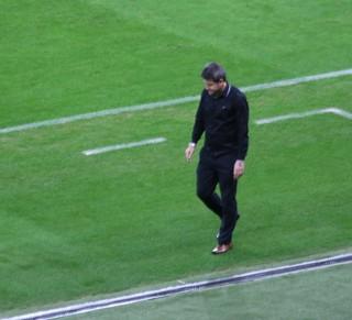 Argel comanda Inter contra o Atlético-PR (Foto: Tomás Hammes)