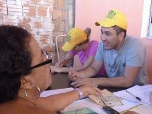 O atendimento oferecido à população é gratuito (Foto: Divulgação)