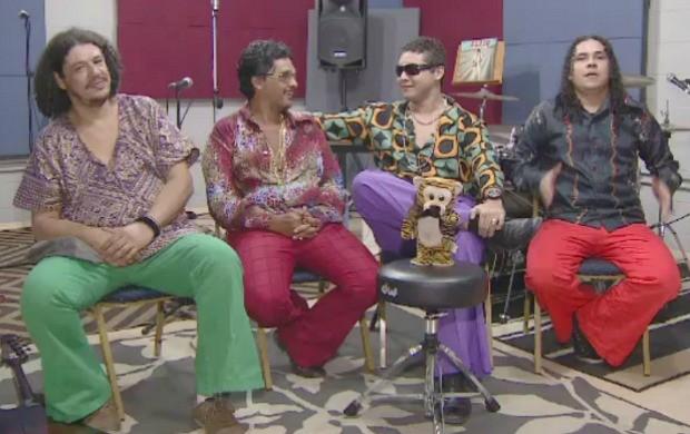 Irreverentes, integrantes da The Stone Ramos falam sobre a banda (Foto: Amazônia em Revista)