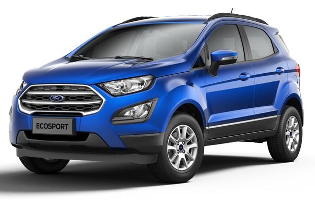 Ford EcoSport SE (Foto: Divulgação)
