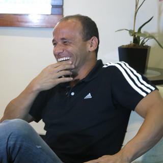 Léo Santos (Foto: Bruno Giufrida)