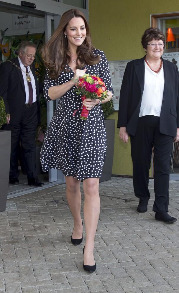 Kate Middleton (Foto: Alex Lentati - WPA Pool/Getty Images)