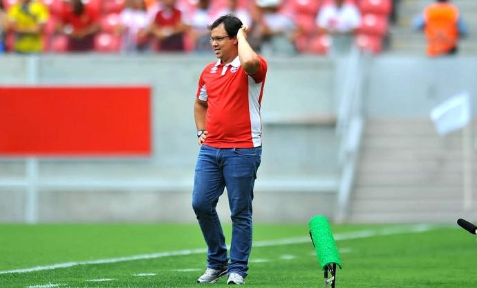 Dado Cavalcanti Náutico x Atlético-GO Série B (Foto: Aldo Carneiro / Pernambuco Press)