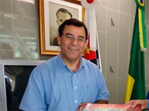 Prefeito de Aparecida, Márcio Siqueira, foi afastado pela Justiça (Foto: Divulgação/ Prefeitura de Aparecida)